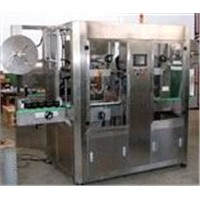 Sleeve labeler/Sleeve Labeling Machine/Bottle Labeling Machine( double head )