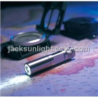 Small high power Cree 3W LED aluminum flashlight