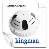 Smoke Detect Cam Security Smoke Detector UFO CCTV Camera