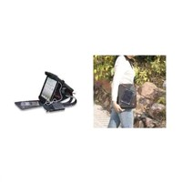 Solar Charger Bag with 5,200mAh Lithium-ion Battery, Land Special Designed Circuit for Charging iPad