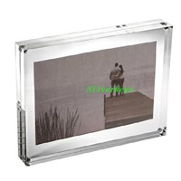 Square Magnet Acrylic Photo Frame