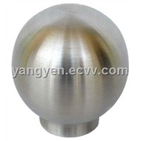 Stainless steel ball knob