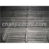 Steel Bar Welded Wire Mesh / Steel Grating