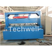 Steel Tile Roll Forming Machine,Metal Tile Roll Forming Machine