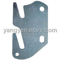 Steel bed fastener bracket