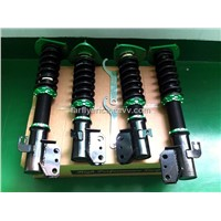 Supply high quality adjustable coilover-monocoque design for subaru 02-07 wrx gdb