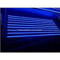 T8 18W all blue led grow light tube for horticulture , hydroponics