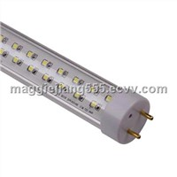 T8 LED Tubes with 22W Power, Diffuse Cover
