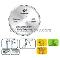 TCT Saw Blade For Cutting Aluminum