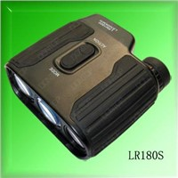Telemeter or Laser Digital Range Finder Scope ( Max. 1800m, with Speed Finder)