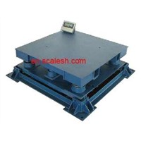 Three layer buffer scale,floor scale,electronic weighing scale