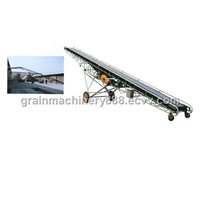 Travelling Rubber Belt Conveyor