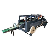 Twist-rope & Flat-belt handle making machine(WFD-100-1)
