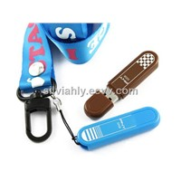 USB drive lanyard,lanyard with USB flash drive