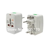 Universal International All in One Travel Power Plug Adapter - 500 pcs