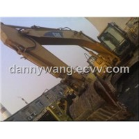 Used Crawler Excavator,CAT320C,On Hot Sale