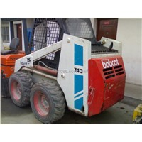 Used Loader BOBCAT 743