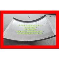 V-wire sieving bend screen wedge wire high strength screen  mesh