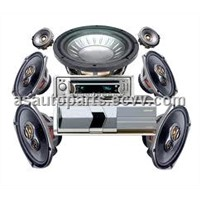 Volkswagen car audio