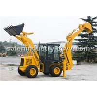 WZ30-25 Wheel Backhoe Loader