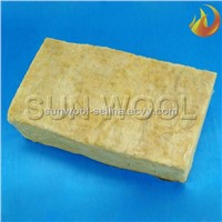 Wall insulation Rock Wool Board as Insulation Material