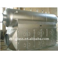 Waste heat recycling boiler