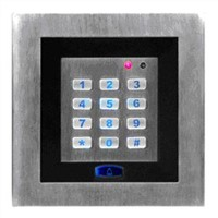 Waterproof Stainless Access  keypad Controller (JY-S-A010)