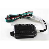 Waterproof motorcycle GPS tracker can reply google maps link of current position