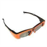Wireless 3D Active Shutter Glasses with 50 Weight, Perfect Picture Quality and Strong Compatibility