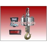 Wireless printing electronic crane scale,hanging scale from YingHeng Weighing Scale China