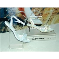 Women's Sandal Shoes Display Stand