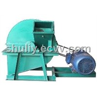 Wood Crusher Machine / Log Crusher Machine / Wood Grinding Machine