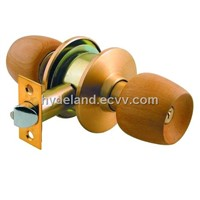 Wooden door lock   607ET