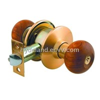 Wooden door lock       607 ET