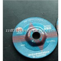 "Xianguang 4"" grinding wheel for steel products"