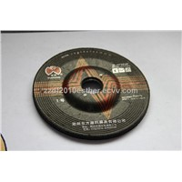 "Xianguang 5"" grinding wheel for steel products"