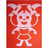 China Paper Cutting Art for Kids
