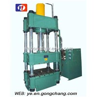 YJ 32 series four-column hydraulic press