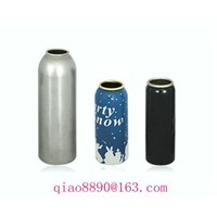 aerosol aluminum bottle cans