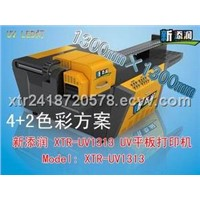 alloy uv inkjet flatbed printer machine with long life  ink