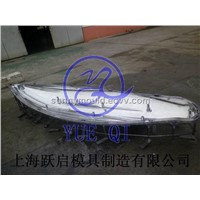 aluminium rotational mould for kayak