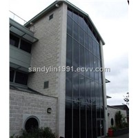 aluminum frame glass curtain wall cladding