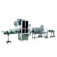 auto small bottle labeling machine