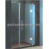 bathroom/shower room glass