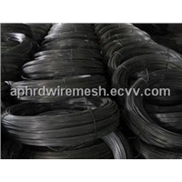 black iron wire offered by China Anping Hengruida Wire Mesh Co.,Ltd