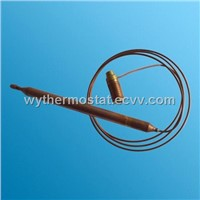 capillary thermostat &bellow sensing thermostat for gas valve of water heater