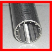 carbon steel galvanized steel screen pipe