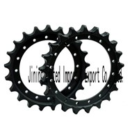 caterpillar E325/330 excavator sprocket segment tooth.caterpillar spare parts