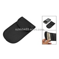 cell phone singal jammer/Anti-radiation Cell Phone/ Mobile Phone Case Bag Pouch