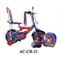 children bicycle AC-CB-21